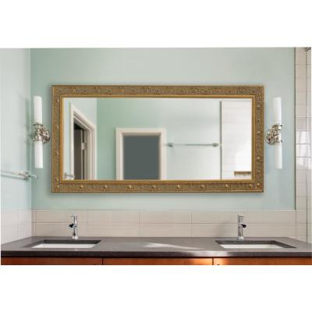 72 Vanity Mirrors Bathroom The Home Depot