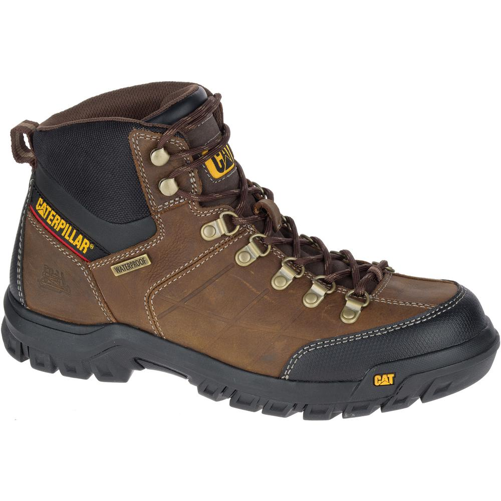 c773b79a89f CAT Footwear Threshold Men's Size 13W Brown Waterproof Boots
