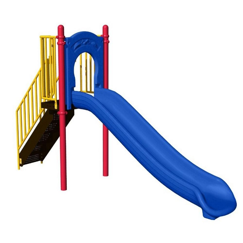 Ultra Play UPlay Today 4 ft. Commercial Park Slide