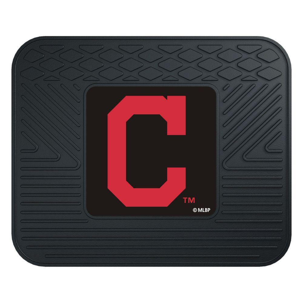 FANMATS Cleveland Indians 14 in. x 17 in. Utility Mat