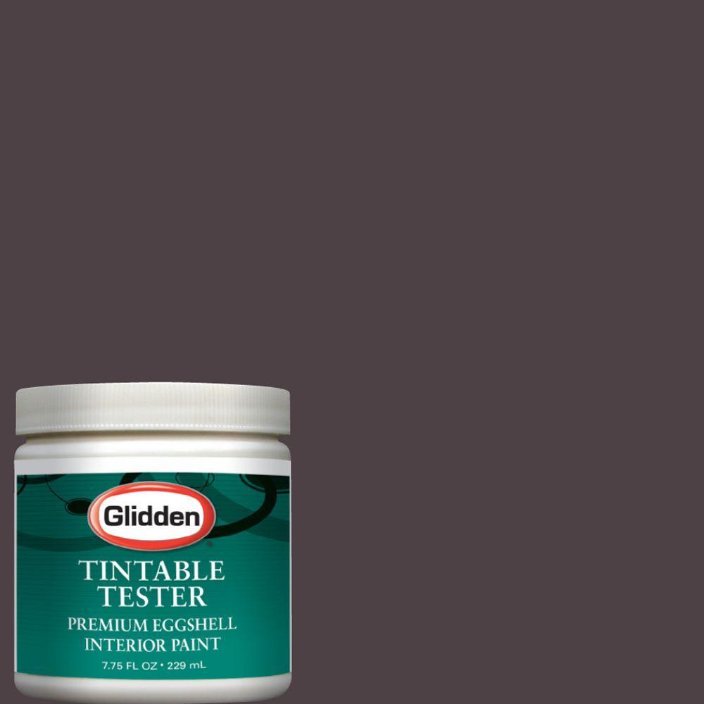 Glidden Premium 8-oz. Dark French Chocolate Interior Paint Tester