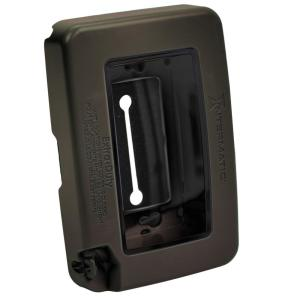 Utility Device Cover Hole Dia. Steel City 58-C-6 4 in x 2-1//8 in 1//2 in