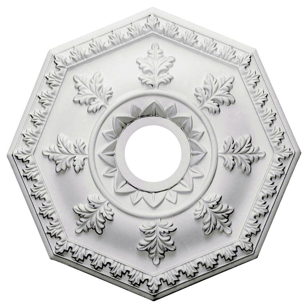 18 in. Nottingham Ceiling Medallion