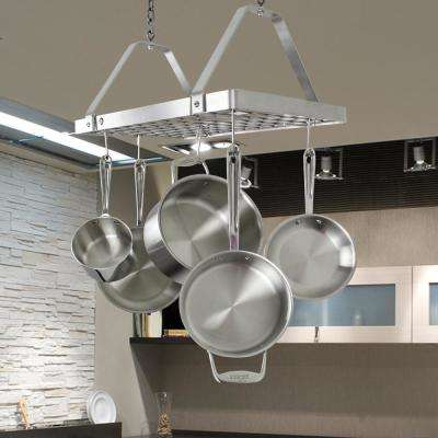 Decor Stainless Steel Rectangle Rack