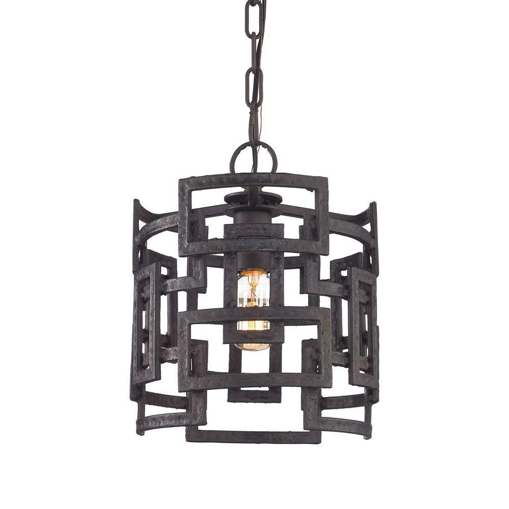 Modern Nordic Fashion Diy Creative Aim Lamp White Black Iron Pendant Light Restaurant Cafe