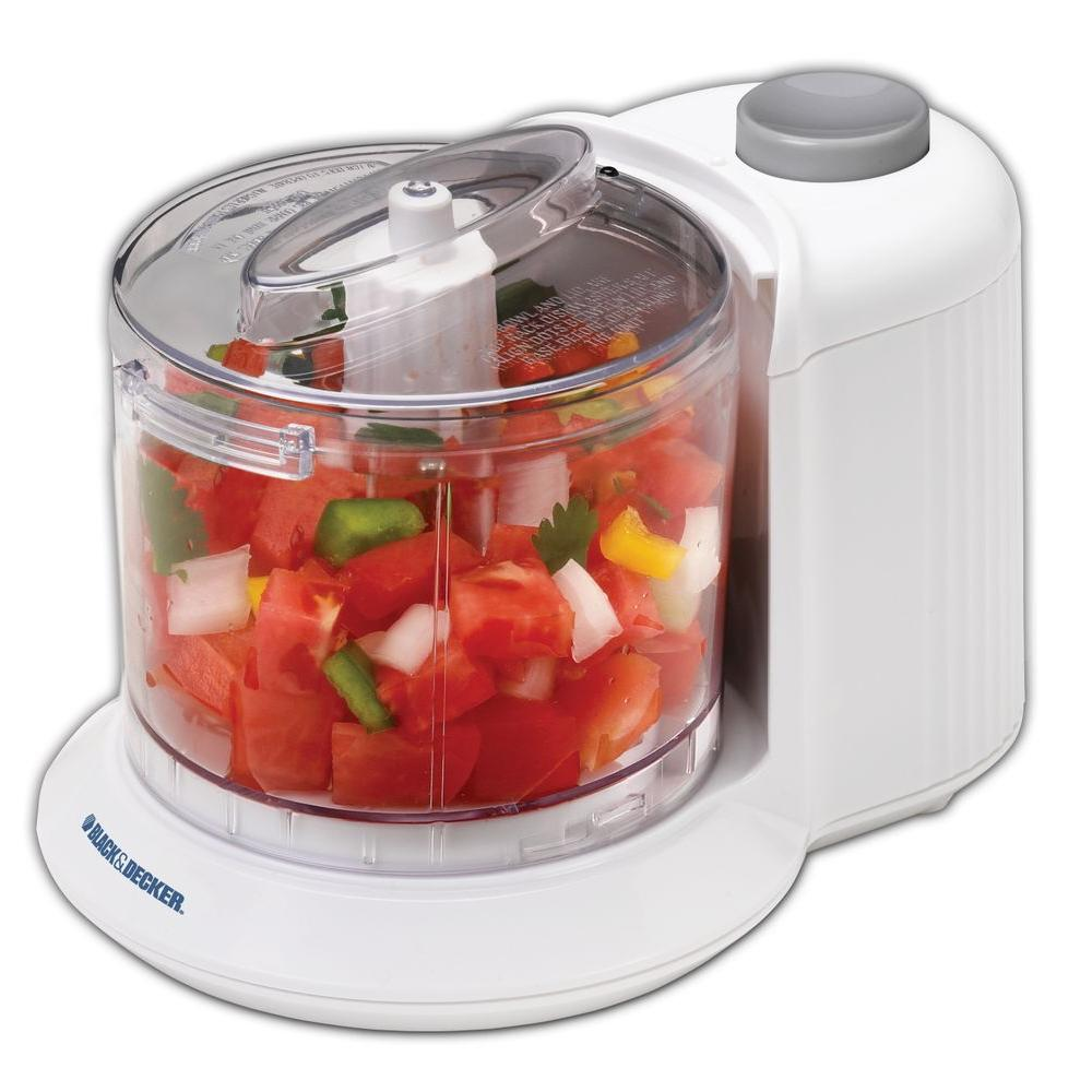 BLACK+DECKER One-Touch Chopper-DISCONTINUED