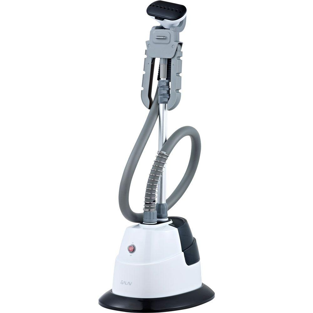 Salav performance series garment steamer gs06 dj black for Salav garment steamer