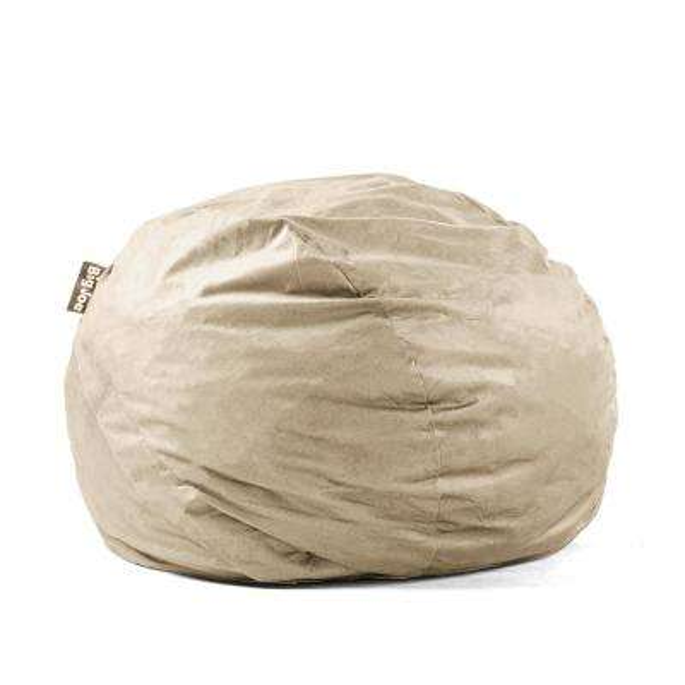 King FUF Shredded Ahhsome Foam Oat Lenox Bean Bag