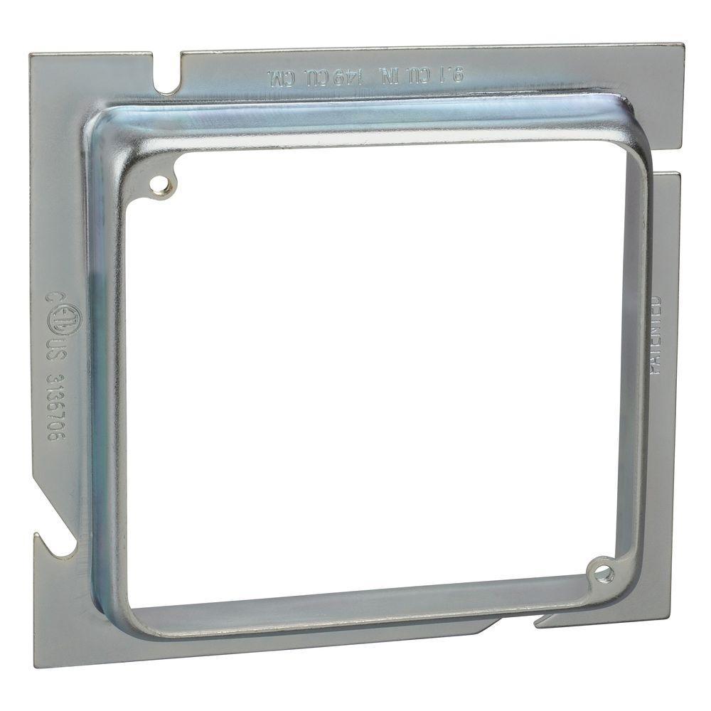 5 inch x 4 inch Square Box Adapters (20 per Case)