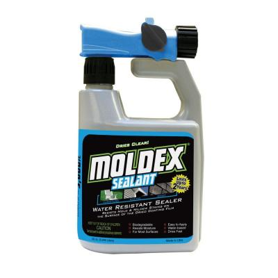 Zinsser 1 qt Jomax Mold and Mildew Stain Remover The Home Depot
