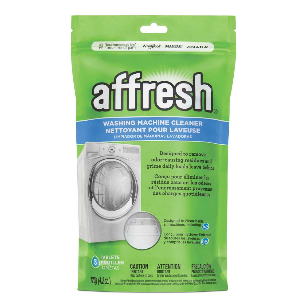 Affresh Washer Cleaner for High-Efficiency (HE) Washers