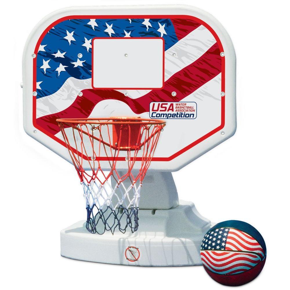 Basketball Rug Target: Poolmaster USA Competition Pool Basketball Game-72830