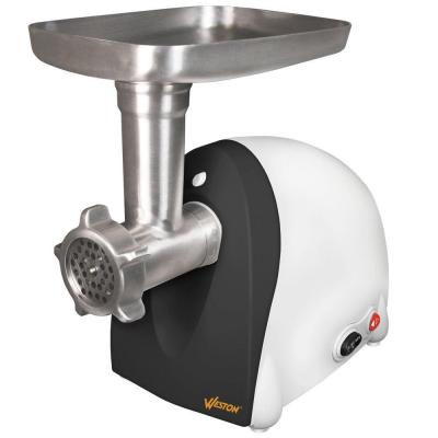 #5 500 W Stainless Steel Electric Meat Grinder with Sausage Stuffing Kit