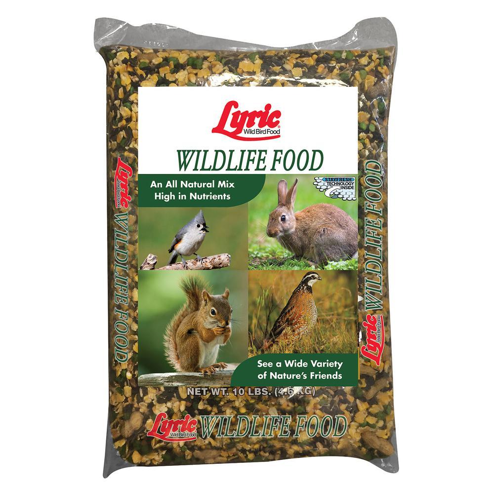 10 lb. Wildlife Food
