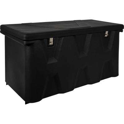 Hitch Mounted Poly Cargo Carrier