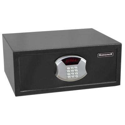 0.74 cu. ft. Low Profile Steel Pull Out Drawer Safe with LED Display and Digital Lock