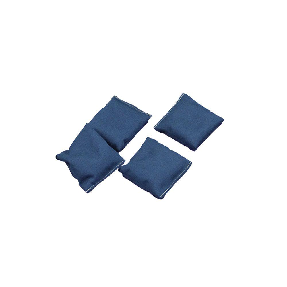 Gronomics Blue Bean Bags Set Of 4