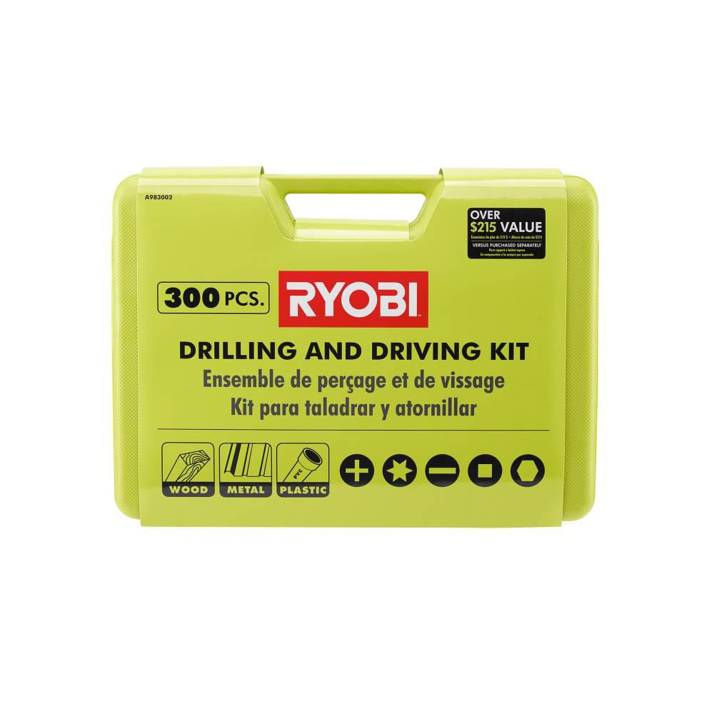 Drill and Drive Kit (300-Piece)