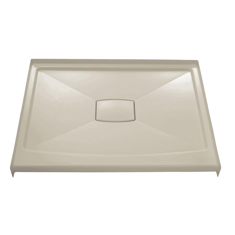 Archer 48 in. x 36 in. Acrylic Single-Threshold Shower Base in
