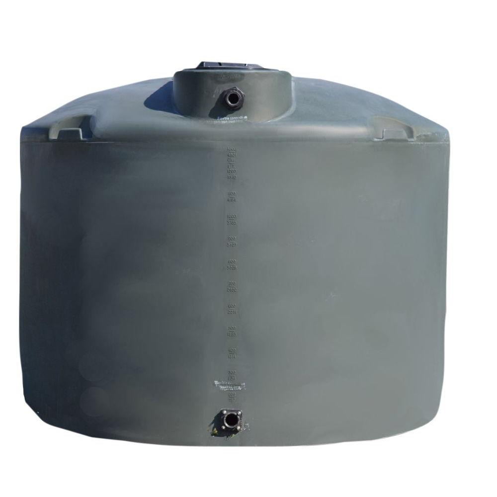 Water Tank Dark Green  sc 1 st  The Home Depot & Snyderu0027s 2500 gal. Water Tank Dark Green-1012300W99804 - The Home Depot