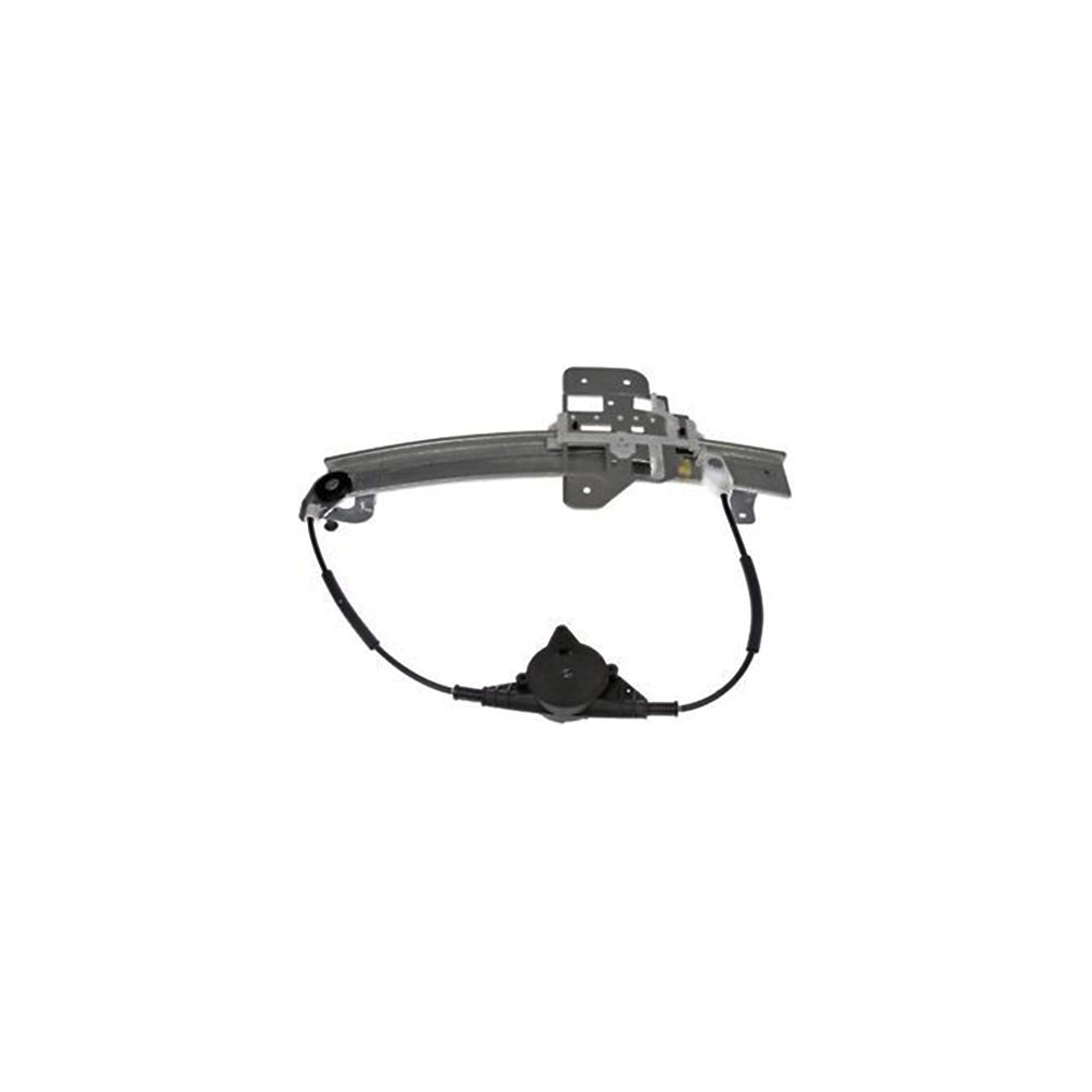 Window Regulator Only Rear Left Fits 1995 1997 Lincoln Town Car
