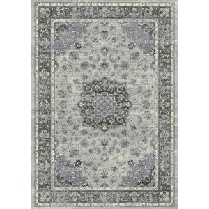 Dynamic Rugs Ancient Garden Silver/Grey 2 ft. x 3 ft. 11 inch Indoor Area Rug by Dynamic Rugs