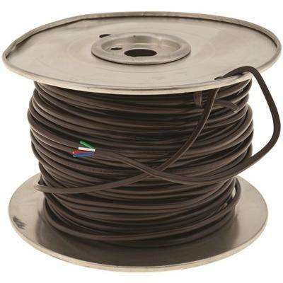 500 ft. 18/2 Brown Solid CU Thermostat/Bell Wire