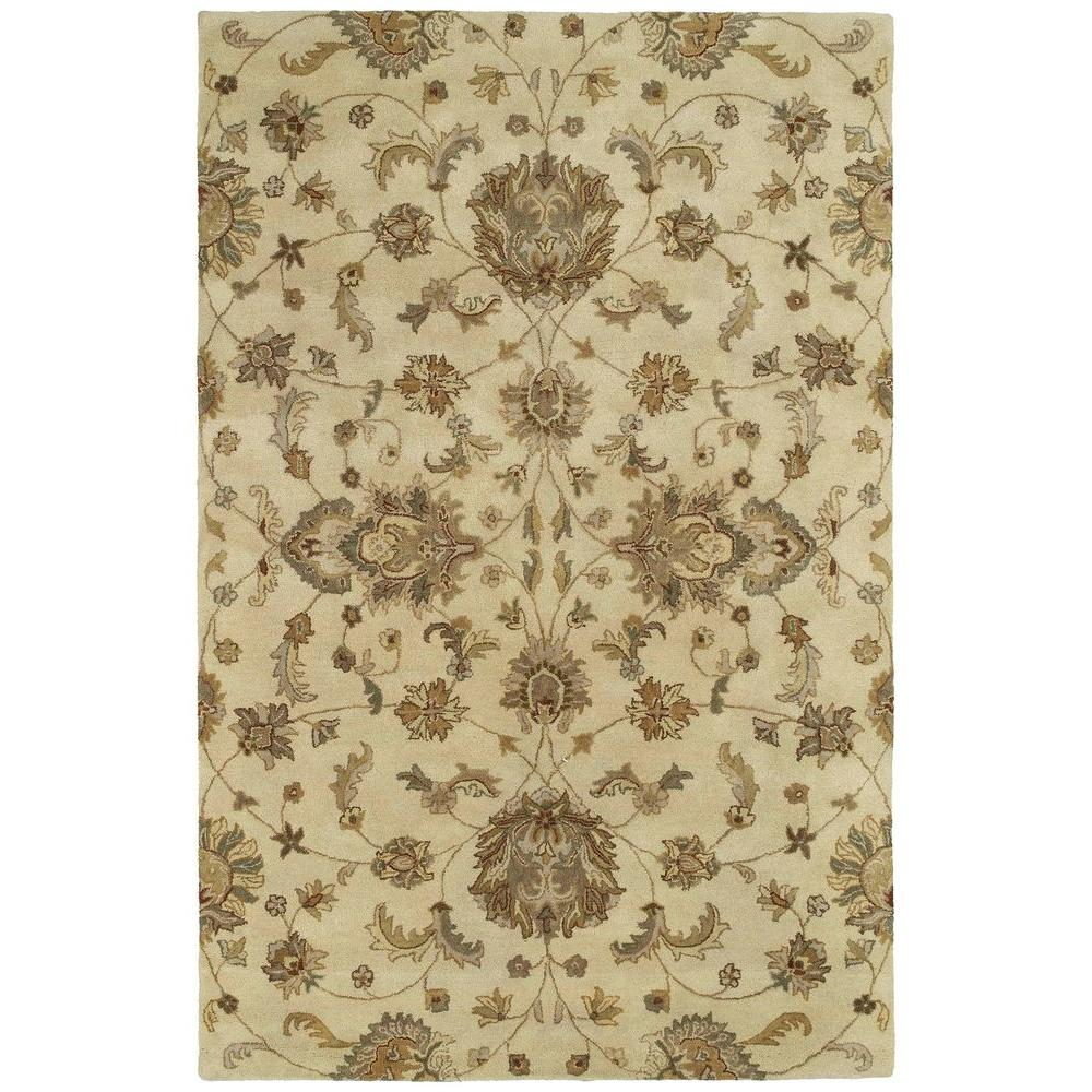 Kaleen Mystic Europa Ivory 9 ft. 6 in. x 13 ft. Area Rug