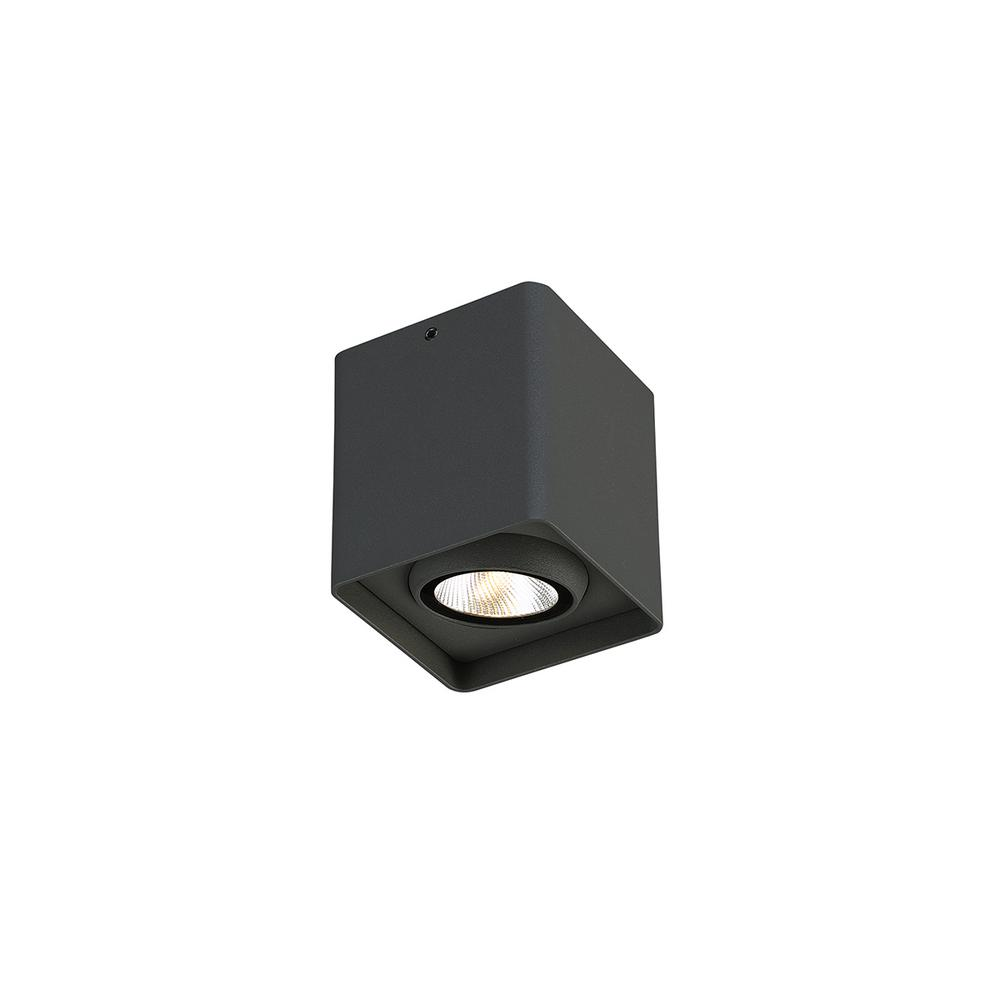 Eurofase Graphite Grey Integrated LED Outdoor Flush Mount