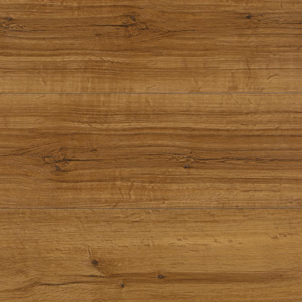 Perfect Oak 7.5 in. x 47.6 in. Luxury Vinyl Plank Flooring