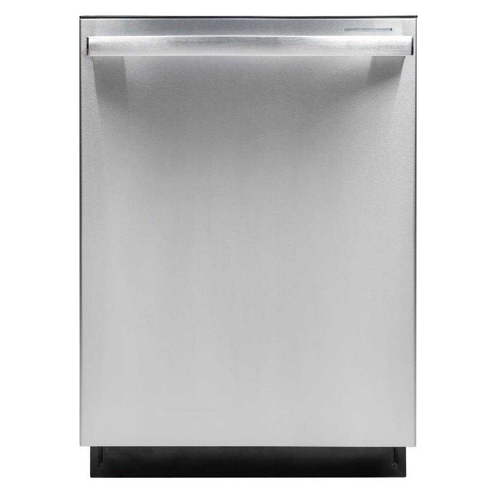 24 in. Top Control Built-In Tall Tub Dishwasher in Fingerprint Resistant