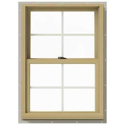25.375 in. x 36 in. W-2500 Double-Hung Aluminum Clad Wood Window