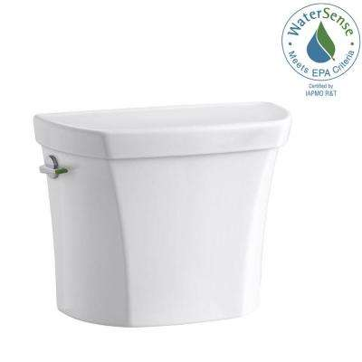 Wellworth 1.1 or 1.6 GPF Dual Flush Toilet Tank Only in White