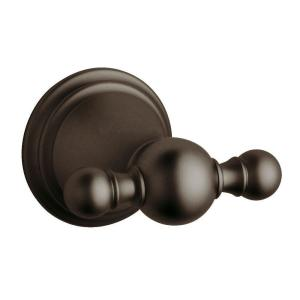 GROHE Geneva Single Robe Hook in Oil Rubbed Bronze by GROHE