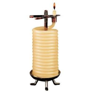 Click here to buy Candle by the Hour 48 Hour Tall Coil Candle by Candle by the Hour.