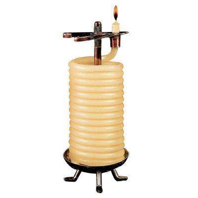 48 Hour Tall Coil Candle
