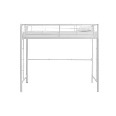 Sunrise Twin Metal Loft Bed