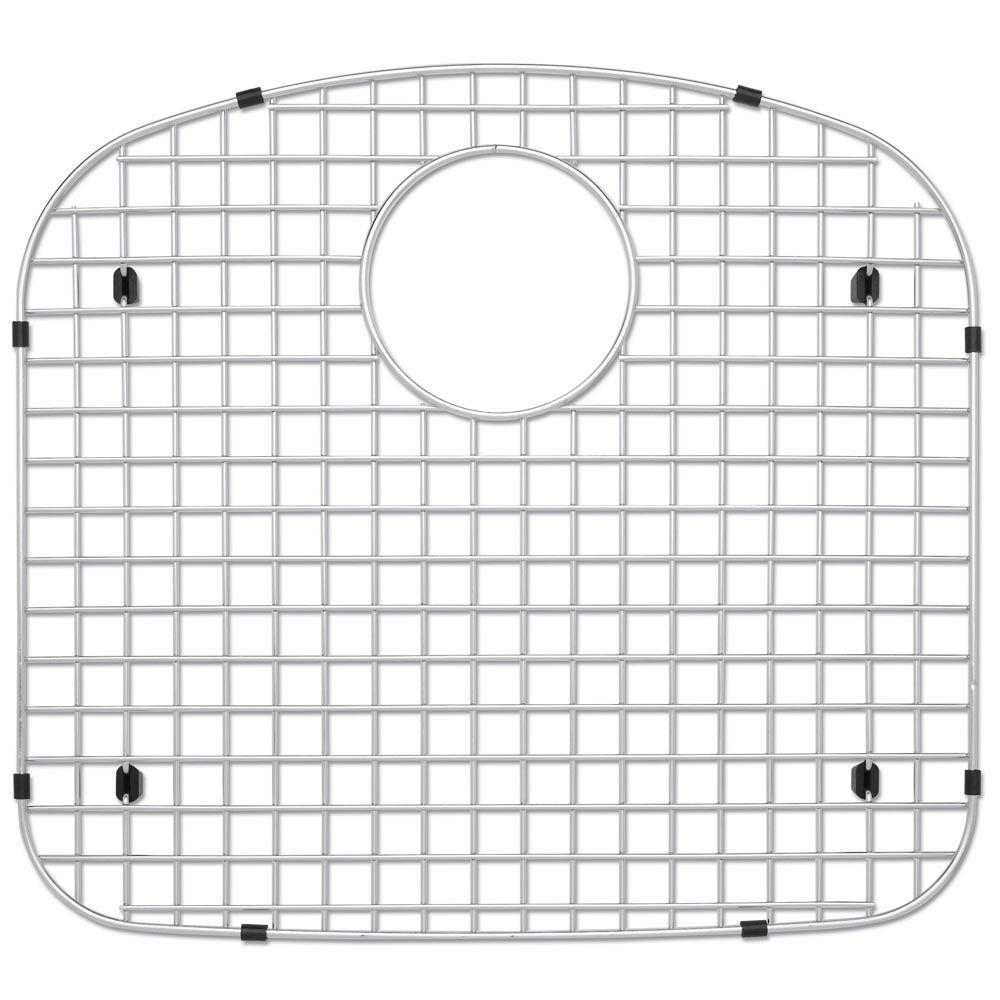 Blanco Stainless Steel Sink Grid For Wave Kitchen Sinks 220992   The Home  Depot