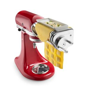 KitchenAid Stainless Steel Pasta Roller and Ravioli Maker ...