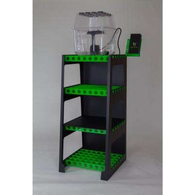 52 lbs. Aeroponic Steel Display Stand