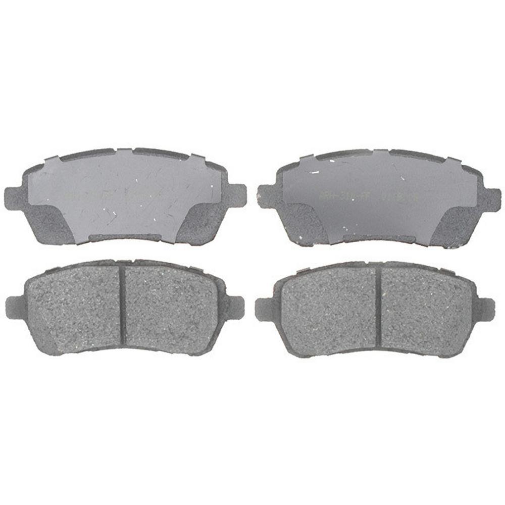 Rear Ceramic Disc Brake Pads Set Kit RAYBESTOS for Explorer
