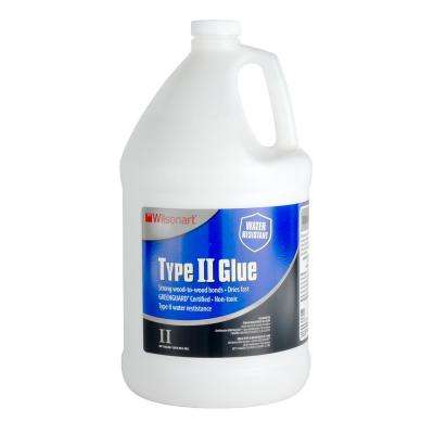 1 Gal. Type II White Wood Glue