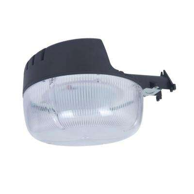 Wall/Pole Mount Gray Dusk to Dawn Outdoor Integrated LED Area Light