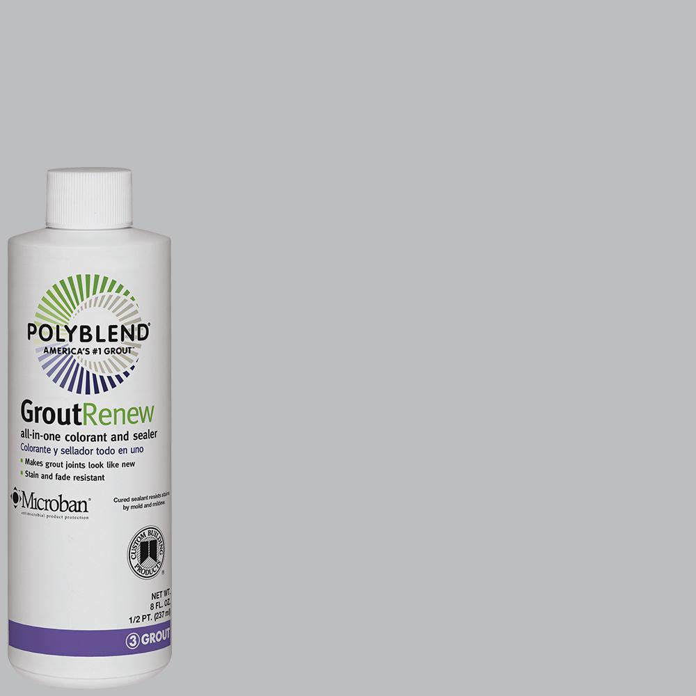 Custom Building Products Polyblend #115 Platinum 8 fl. oz. Grout Renew  Colorant
