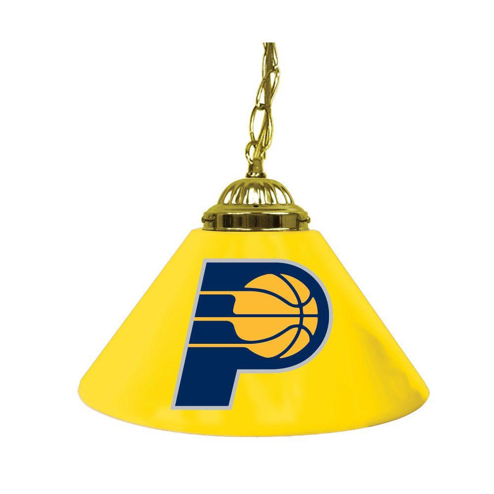 Trademark Global Indiana Pacers NBA 14 In. Single Shade