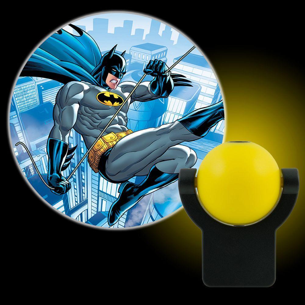 Batman 0.5-Watt DC Comics Automatic LED Night Light Bulb