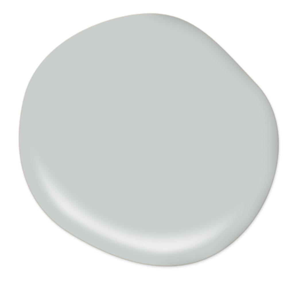 Behr Light French Gray - Come discover 9 Timeless Grey-Blue Paint Color Ideas For Quiet, Sophisticated Greys for Walls, Furniture and Trim! #paintcolors #bluegrey