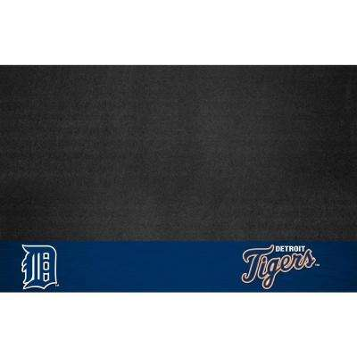 Detroit Tigers 26 in. x 42 in. Grill Mat