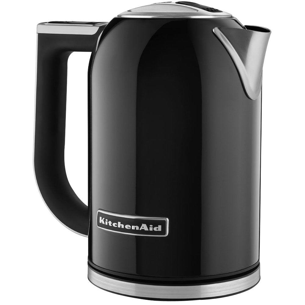 Electric Kettle Product ~ Kitchenaid cup electric kettle kek ob the home depot