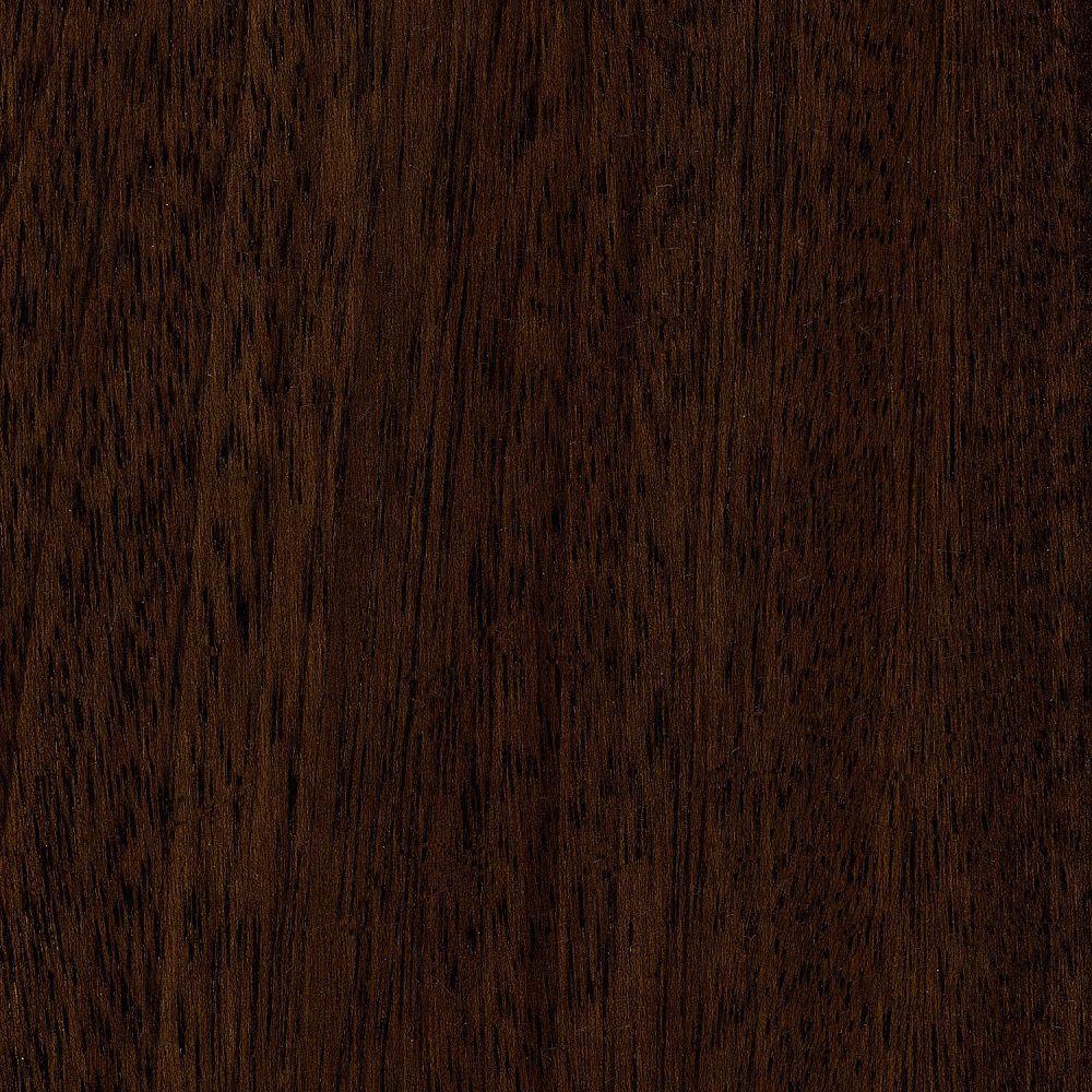 null Take Home Sample - Jatoba Walnut Graphite Engineered Hardwood Flooring - 5 in. x 7 in.